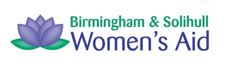Birmingham and Solihull Women's Aid logo