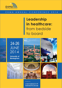 EHMA Conference 2014