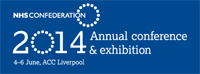 NHS Confederation Annual Conference and Exhibition 2014