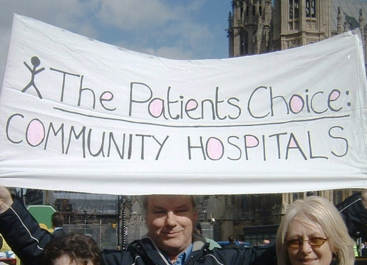 The Patients Choice: Community Hospitals