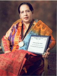 Dr Maria Arora, HSMC (Aug-Dec 1999)