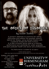 The order of disorder by Louise Stokes
