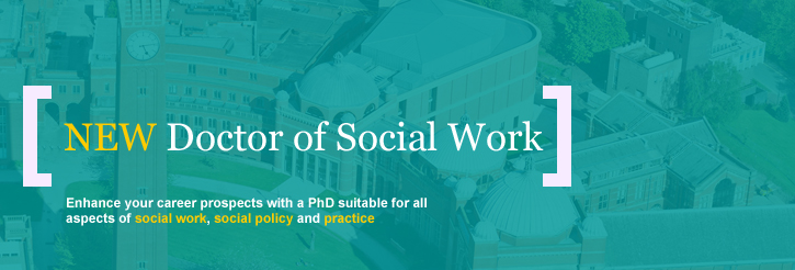 Social Work subjects to tranfer from a college to a university