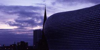 An international City