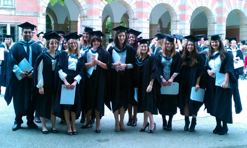 Social Policy students 2012