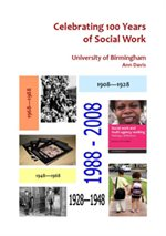 100 Years of Social Work 1908-2008