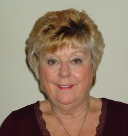 Profile for Pat, service user and carer contributor