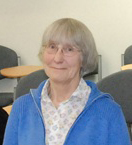 Profile for Ruth, service user and carer contributor