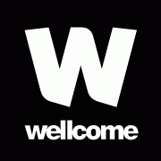 The logo of the Wellcome Trust