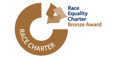 Race Equality Charter Bronze Award logo