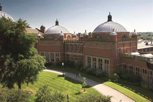 The Aston Webb building