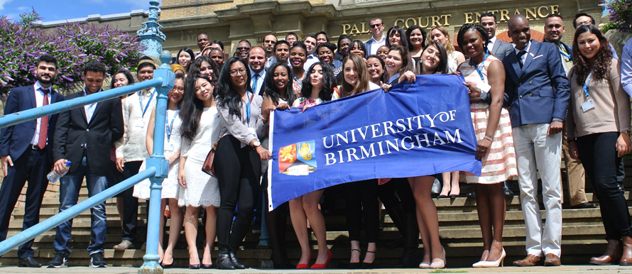 Scholarships for international students - University of Birmingham