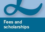 International fees and scholarships