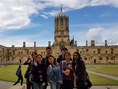 BISS Students Oxford