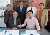 VC signs the BGI partnership