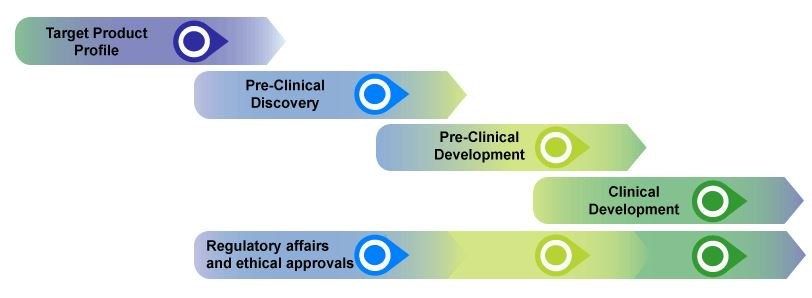 Vaccine Development Process Map