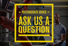 Hear from our postgraduate mentors