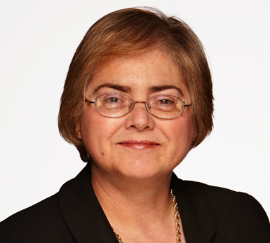 Carolyn Pike OBE, Director of Legal Services
