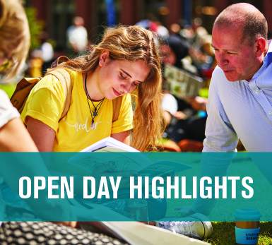 Highlights of previous Open Days