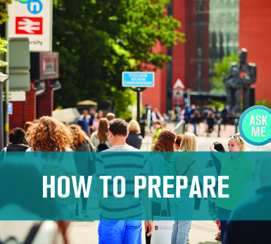 How to prepare for an open day