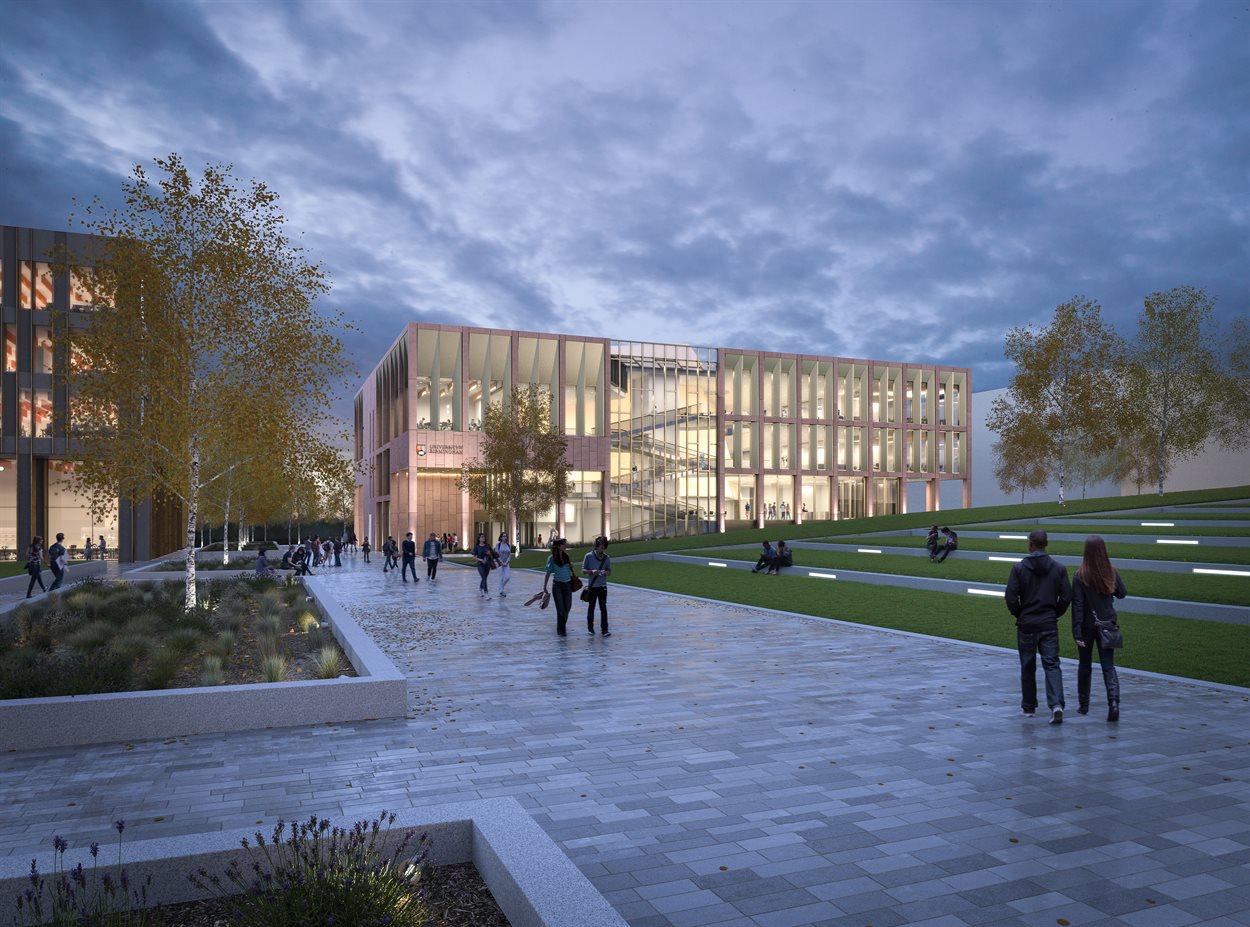 University Of Birmingham Group Study Rooms