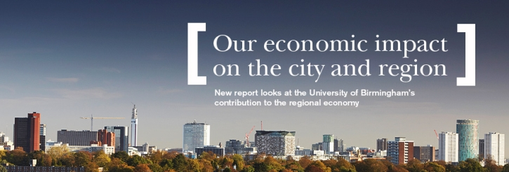 Our economic impact on the city and the region