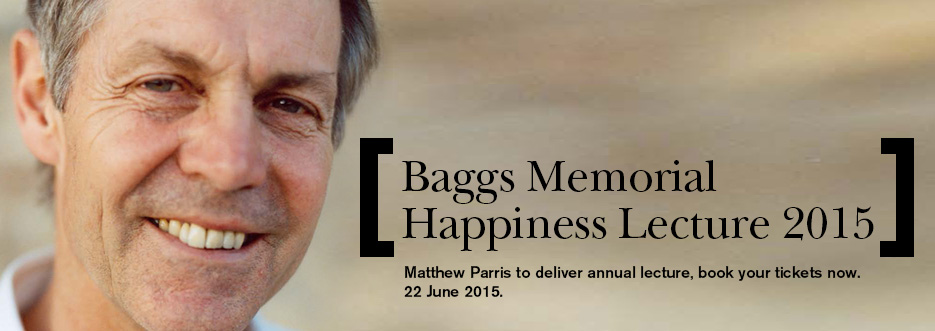 Baggs Happiness Lecture