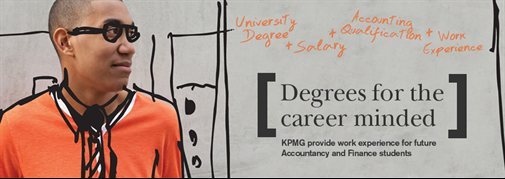 Degrees for the career minded