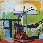 Important works by post-war artist Peter Lanyon acquired for the University