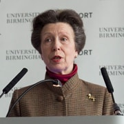 HRH The Princess Royal formally opens our Sport & Fitness Club