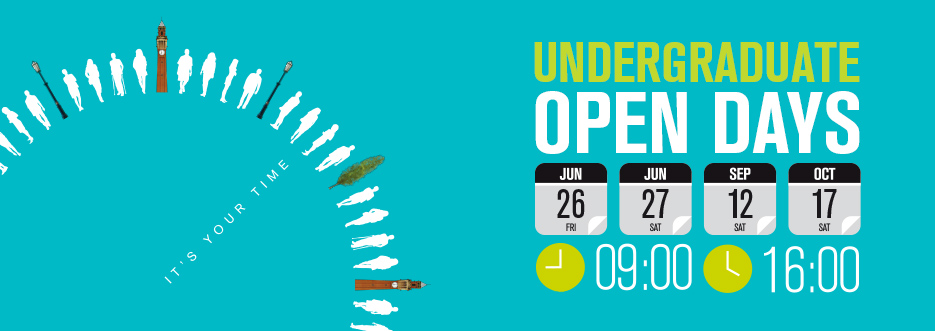 Undergraduate Open Days 2015