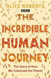 The Incredible Human Journey bookcover