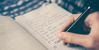 Health checklist for new students