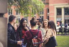 Connect with other students