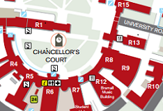 Campus maps and directions