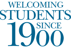 Student Welcome pages
