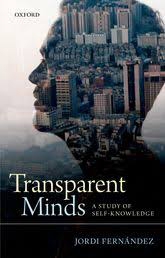 transparent minds book cover