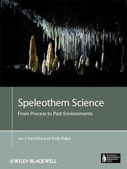 Speleothem Science front cover