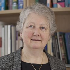 Photograph of Professor Susan Hunston