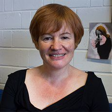 Professor Kate Ince