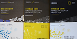 Selection of research publications