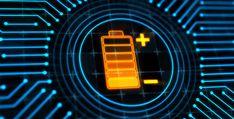 Renwable battery icon