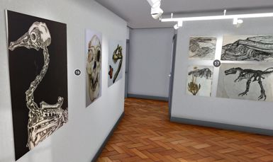 Online Exhibition Space