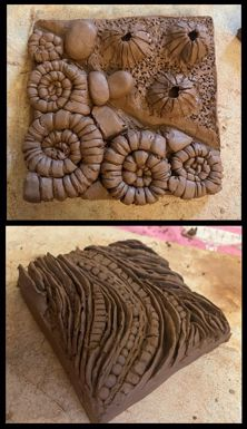 Crafted in Time: Clay Tile Workshop