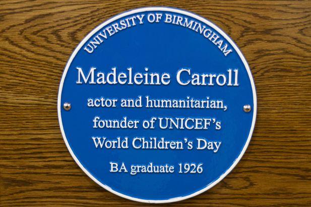 carroll-plaque