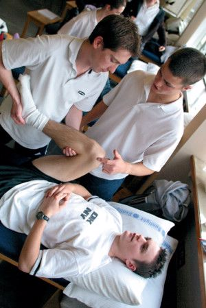 Intensive Care Physiotherapy