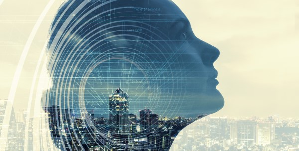 Cityscape human composite
