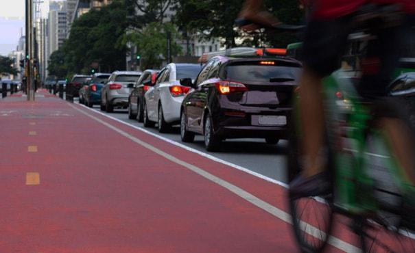cycling in Brazil