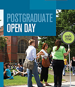 Postgraduate Open Days
