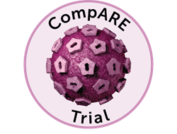 web_HPV_CompARE trial logo